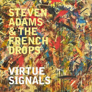 Steven adams and the french drops virtue signals packshot
